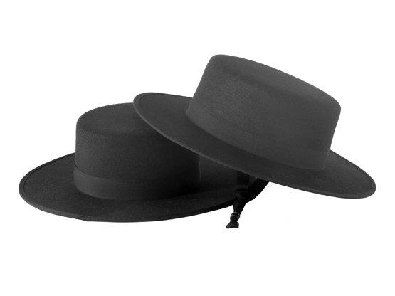 Sombreros Cordobes schwarz