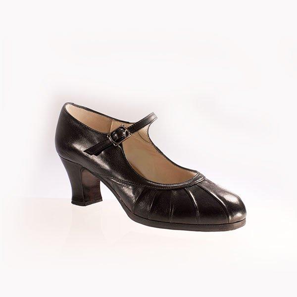 Flamenco Schuh Plisado