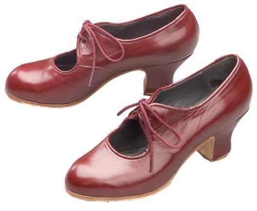 Flamenco Schuhe Yerbabuena A