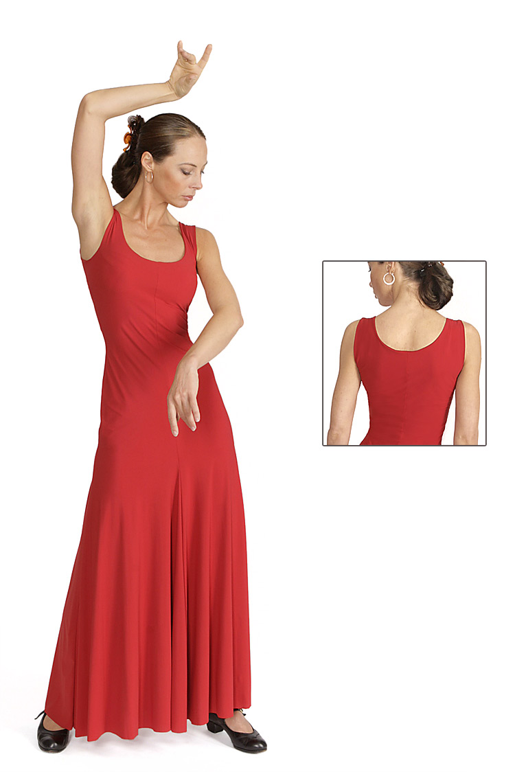 flamenco kleid carmen