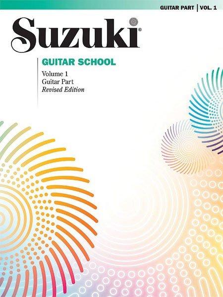 Suzuki Guitar School Volumen 1