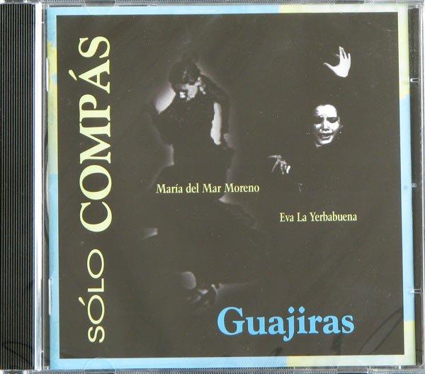 CD Guajiras Solo Compas