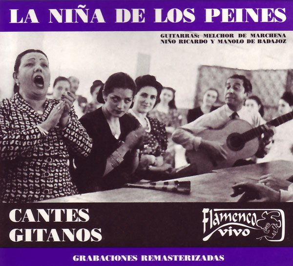 CD Cantes Gitanos