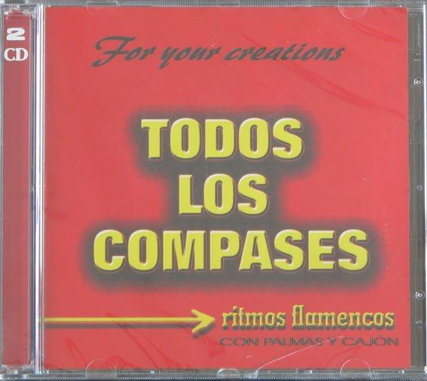Todo los Compases Doppel CD