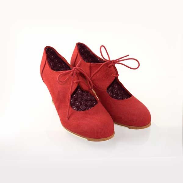 Flamenco Schuhe Vegano