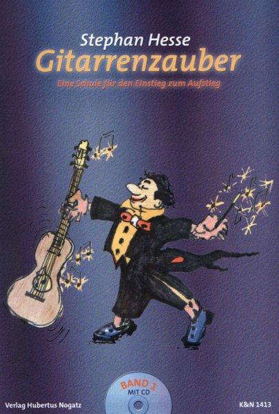 Gitarrenzauber - Stephan Hesse Band 1