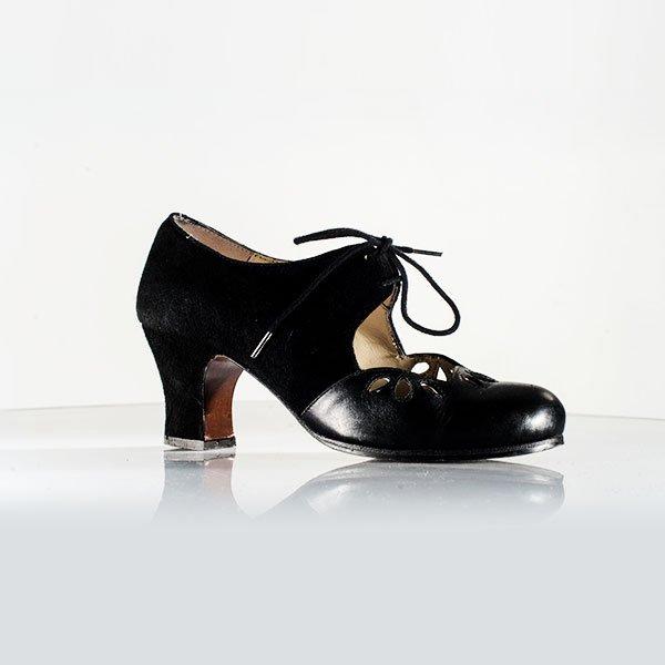 Petalo Flamenco Schuh