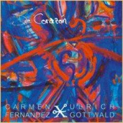 Flamenco CD De Corazón Carmen Ulrich