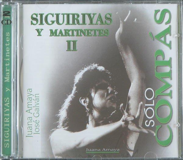 CD Siguiriyas y Martinetes II