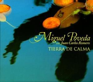 Tierra de Calma - Miguel Poveda CD
