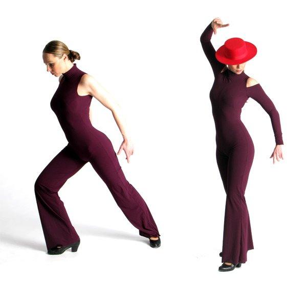 Hosenanzug Flamenco Sportlich