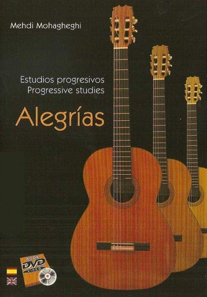 DVD Alegrias Mohagheghi