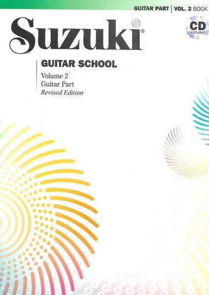 Suzuki Guitar School Volumen 2
