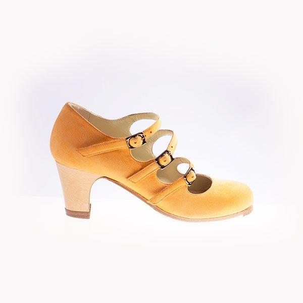Flamenco Schuhe tres Correas