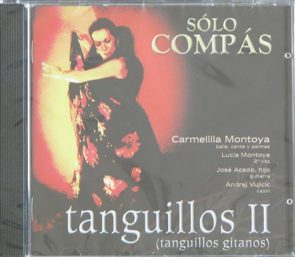 CD Tanguillo 2 Tanguillos Gitanos