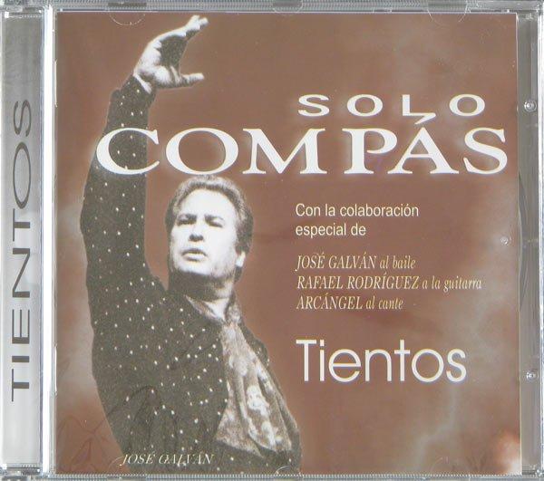 CD Tientos Solo Compas