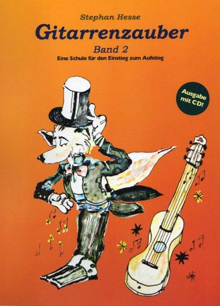 Gitarrenschule - Stephan Hesse Band 2