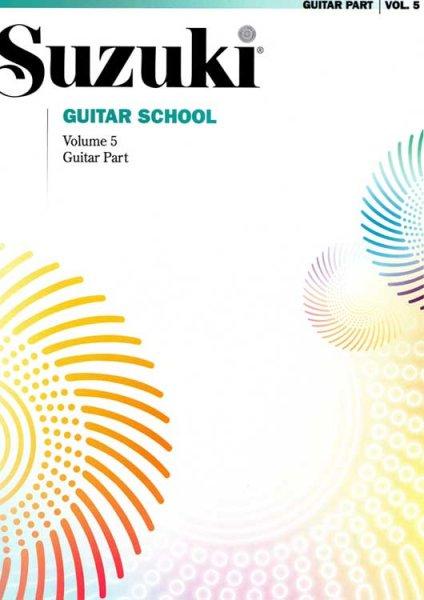 Suzuki Guitar Volumen 5