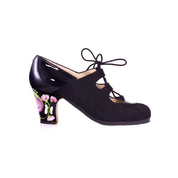 Flamenco Schuhe Floreo