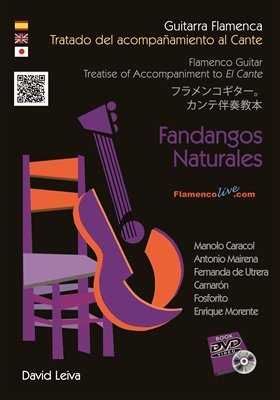 DVD Fandangos Naturales