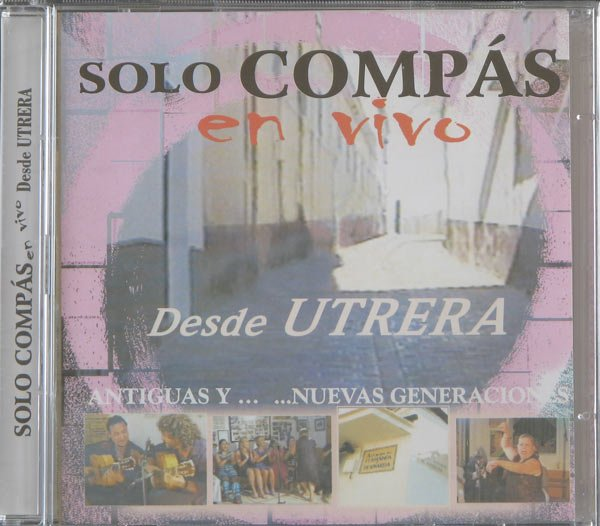 CD En Vivo desde Utrera