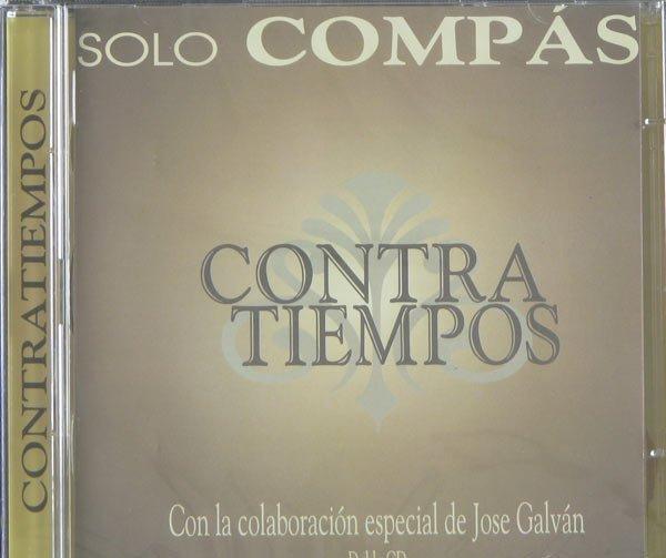 CD Contratiempos Solo Compas