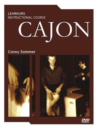 Cajon - Lehr DVD - Conny Sommer