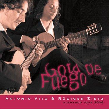CD Rüdiger Zietz Flamenco