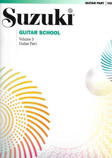 Suzuki Guitar Volumen 3