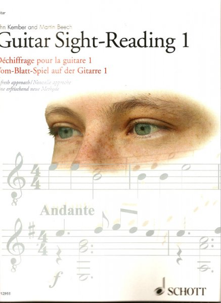 Guitar Sight Reading 1