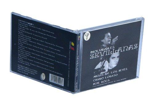 Inolvidables Sevillanas CD