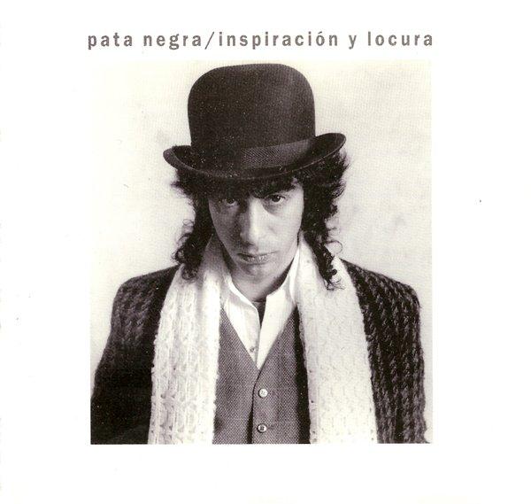 CD Inspiracion Y Locura - Pata Negra