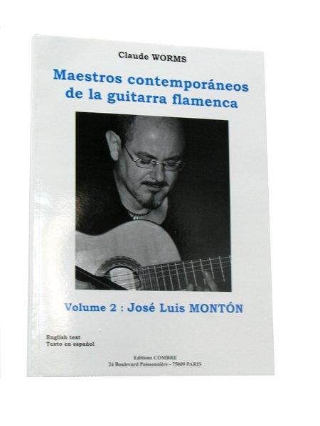 Jose Luis Monton Tabulatur Noten
