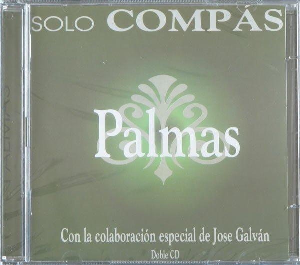 Palmas Solo Compas CD