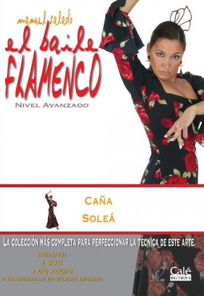 DVD Solea Cana Baile Flamenco