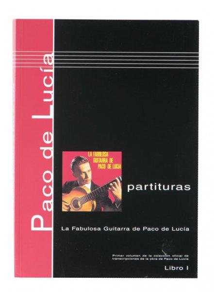 PAco de Lucia Noten Tabs