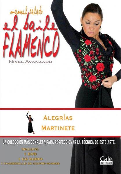 DVD Alegrias Martinete