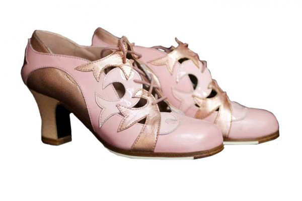 Cuentos de azucar Flamenco Schuhe