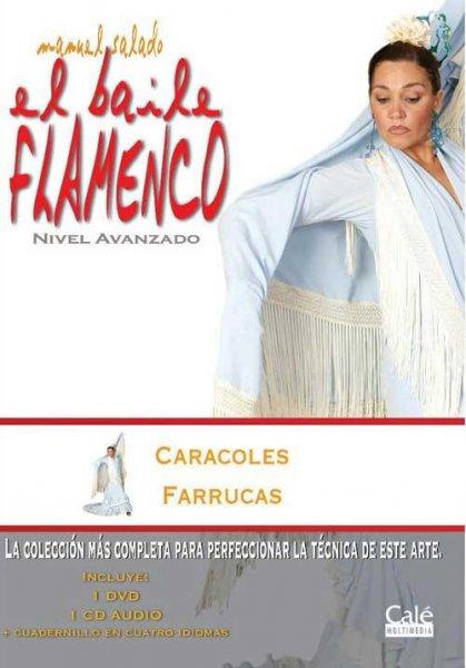 DVD Manuel Salado Caracoles Farruca