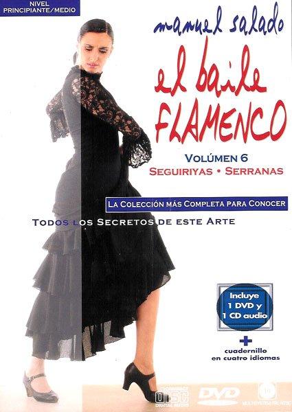 DVD Flamenco Siguiriyas Serranas