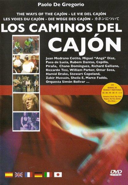 DVD Los Caminos del Cajon