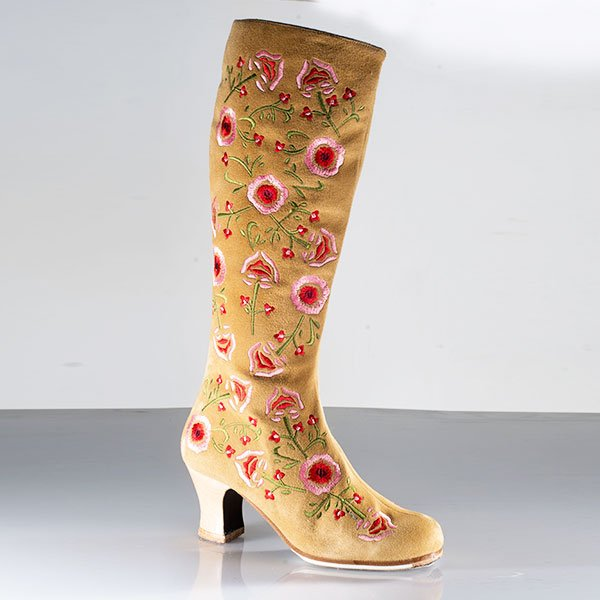 Flamenco Stiefel Chocolata
