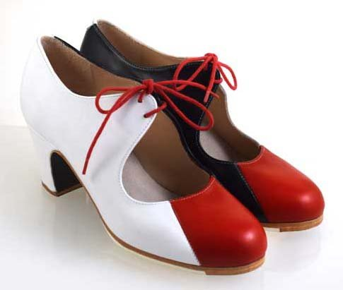 Flamenco Schuhe Espejo