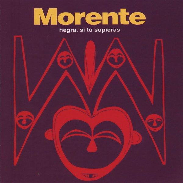 CD Negra, Si Tu Supieras - Enrique Morente
