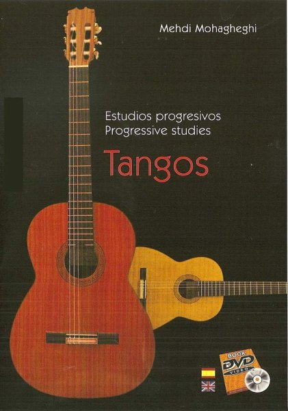 DVD Tangos Mohagheghi