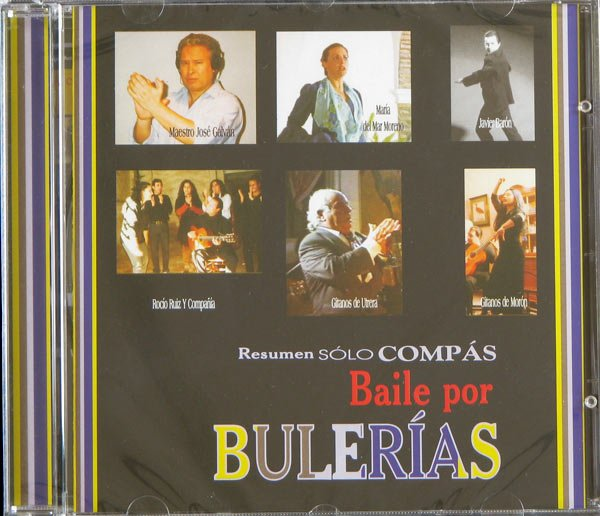 CD Baile por Bulerias